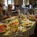 Breakfast with Katalin at Sunshine Cottage B&B