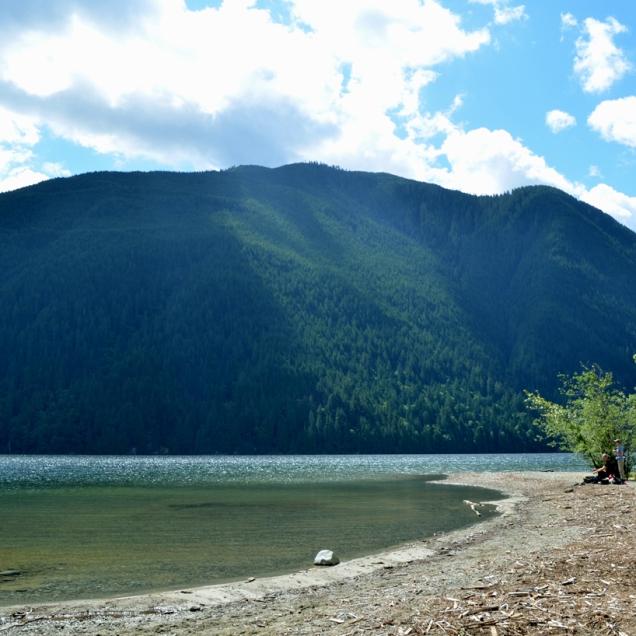 Alouette Lake, Golden Ears Provincial Park