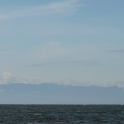 The Olympic Mountain range, Washington State, USA