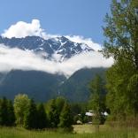 Between Mount Currie and Pemberton