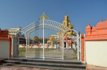 Ganesh temple between Bangalore and Mysore