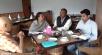 Niece Neelu,Prem Narain Singh Ji and Pushkar
