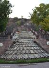 Fountain at Bal Samand Palace