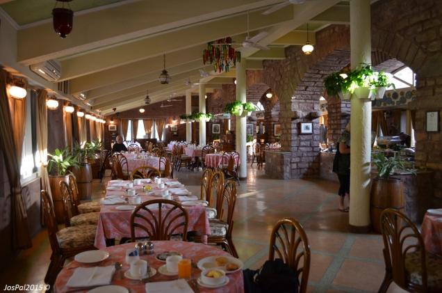 Bal Samand Garden Retreat restaurant