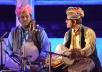 Kamaycha and dholak players