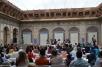 Langas of Rajasthan at the Chokhelao Palace Courtyard