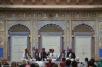 DSC_0731-Feb 14-Chokhelao Palace Courtyard-Langas of Rajasthan