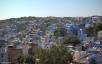 View over Jodhpur