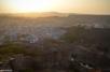 Sunset over Jodhpur