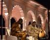 Mandingo Ensemble with Ballaké Sissoko. The art of the Kora. Mali. At the Daulat Khana Chowk