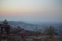 Day break over Jodhpur