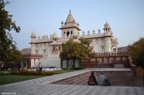 Jaswant Thada Memorial