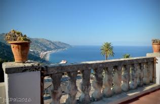 View from hotel Vila Nettuno