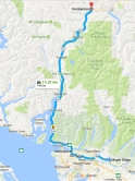 Maple Ridge to Pemberton-wp