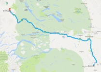 Quesnel to Smithers