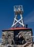 Sanson Peak weather station