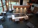 Breakfast room at Pinnacle Lodge