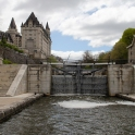 The locks of the Rideau Canal