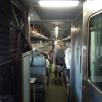 On the train...again