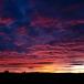 A beautiful sunset to finish day 2