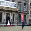 A popular wedding shoot location