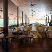 The restaurant at Los Delfines