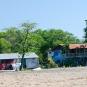 Beachfront properties...