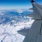 Above Colorado, near Denver