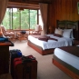 Our amazing room at Trapp Family Lodge